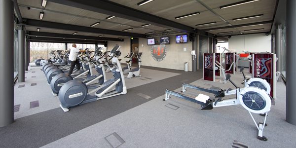 Cardio training to stay in shape Liverpool Speke